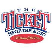 Radio KTCK - The Ticket 1310 AM / 96.7 FM