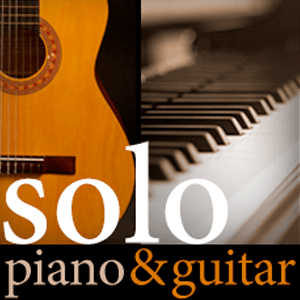 Radio CALM RADIO - Solo Piano & Guitar