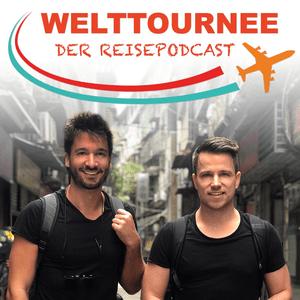 Podcast Welttournee - der Reisepodcast