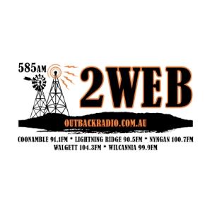 Radio 2WEB - Outback Radio 585 AM