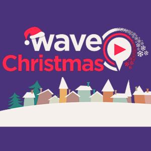 Radio Wave Christmas