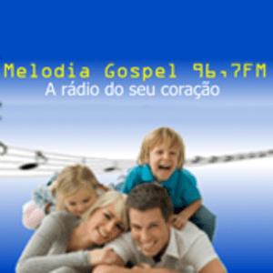 Radio Rádio Melodia Gospel 96.9 FM