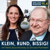 Heinz Buschkowsky: Klein, Rund, Bissig! - Berliner Rundfunk 91.4