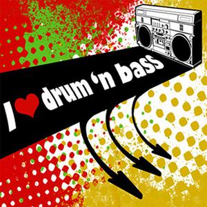 Radio Miled Music Drum Bass