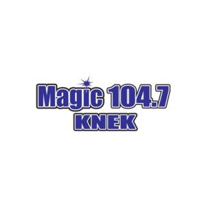 Radio KNEK-FM - Magic 104.7 FM