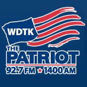 Radio WDTK - The Patriot 1400 AM
