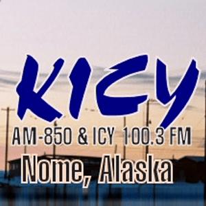 Radio KICY-FM 100.3 FM