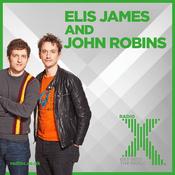 Podcast Elis James and John Robins on Radio X Podcast