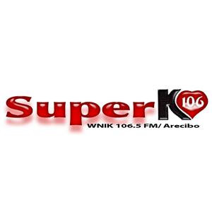 Radio WNIK-FM - Super K 106.5 FM