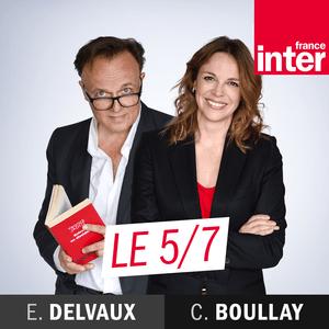 France Inter - L'invité du cinq sept
