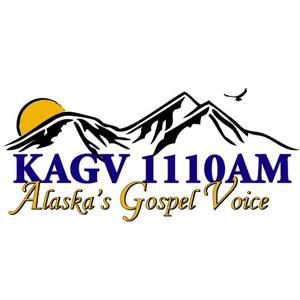 Radio KAGV - Voice for Christ Radio 1110 AM