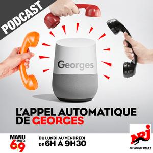 Podcast L'appel automatique de Georges
