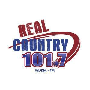 Radio WLQM-FM - Real Country 101.7 FM