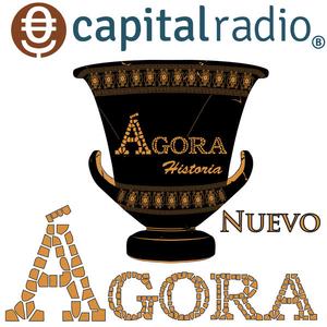 Podcast Agora Historia Oficial