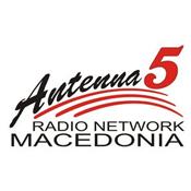 Radio Antenna 5 Gold