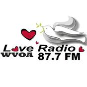 Radio WVOA-FM - LOVE RADIO 87.7 FM