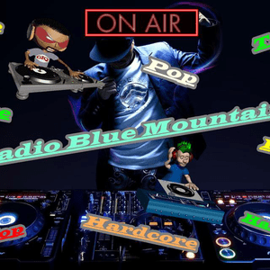 Radio radio-blue-mountain