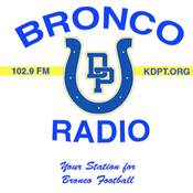Radio KDPT LP Bronco Radio